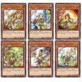 六属性カード6種セット(サテライトショップ限定)【-】{-}《その他》