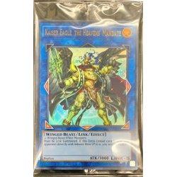 画像1: 天元の荒鷲王Kaiser Eagle, the Heavens' Mandate/ウルトラ(2020-EN004)【リンク】